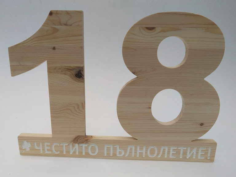 цифра за рожден ден