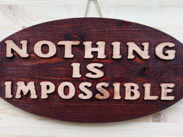 Табела Nothing is Impossible