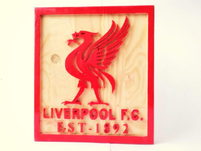 рекламно лого Liverpool