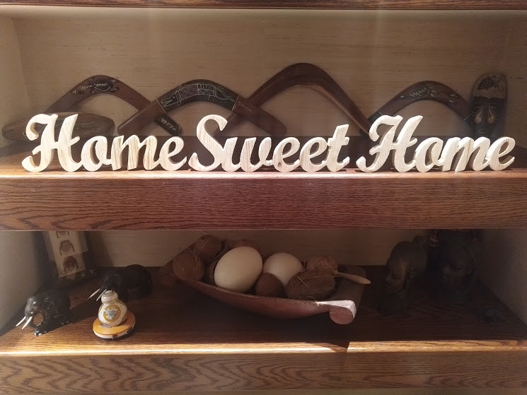 декорация за дома